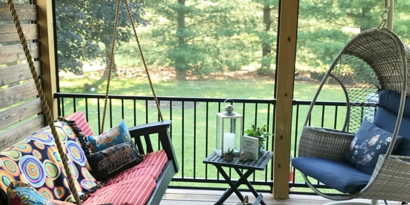 Screened Porch Cleaning Tips