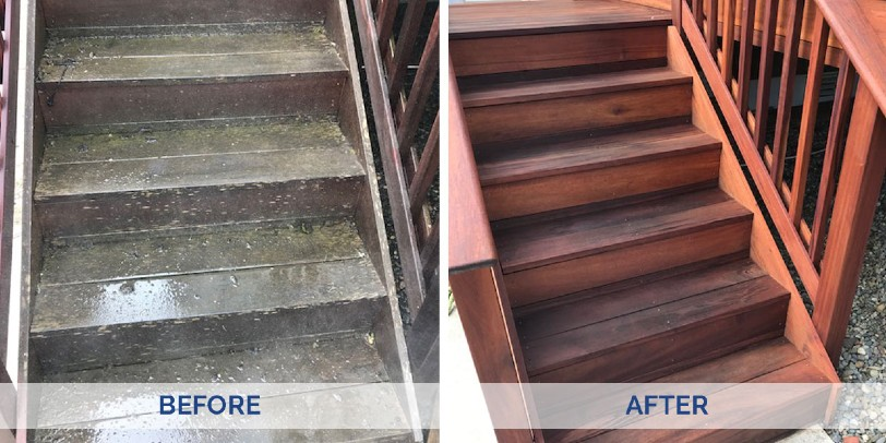 Find Out How To Clean Mold From Your Decking Boards Including