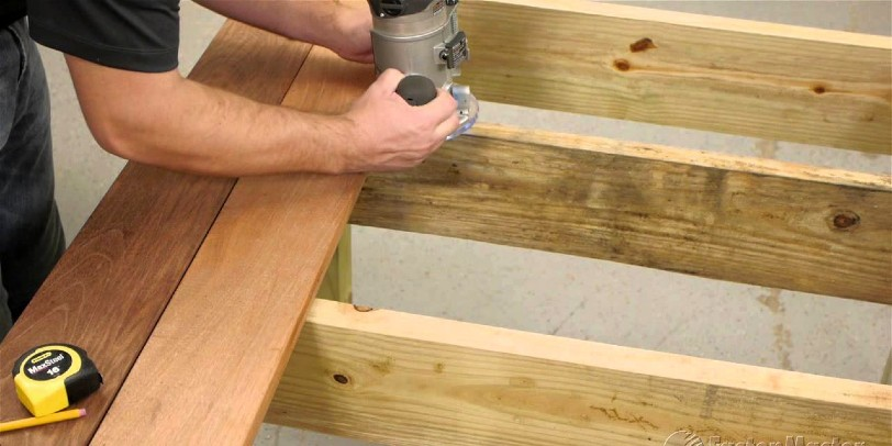Learn how to use tiger claw deck fasteners and attach your deck boards securely!