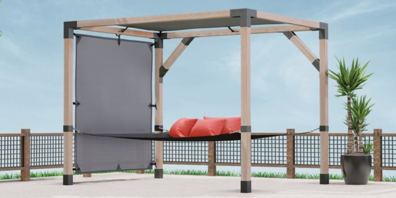 Learn more about the most popular pergola designs of 2020 and get your backyard DIY pergola build moving!