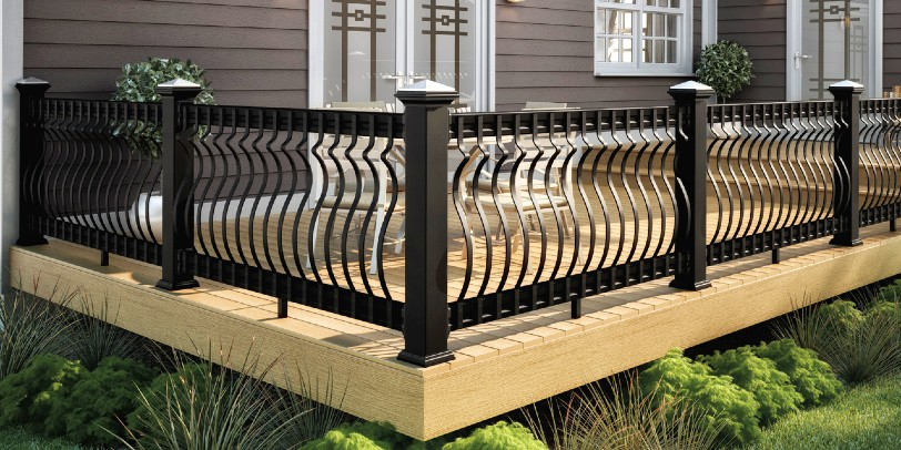 Face-Mount Balusters Overview