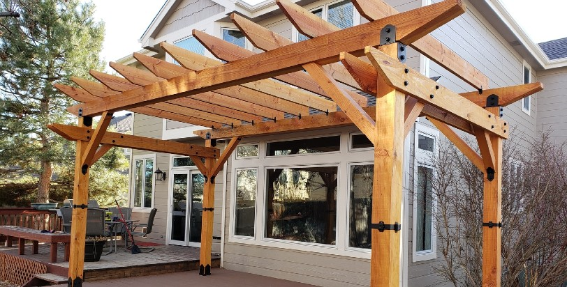 Find out what is structural hardware and how to use structural hardware for your backyard build