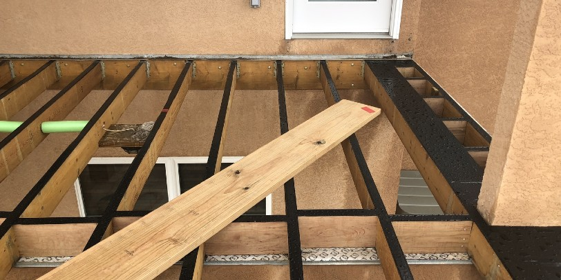 Learn How To Protect Your Deck Joists By Finding Out What Joist Tape Is How To Use Deck Joist Tape And When To Add It To Your Deck Joists Decksdirect