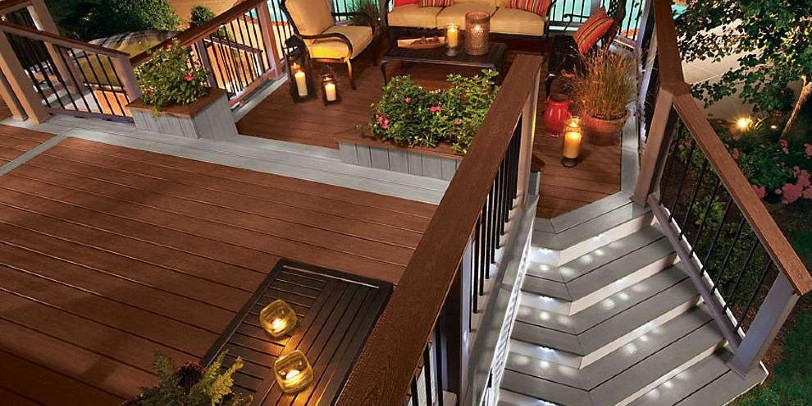 What Should Deck Board Spacing Be?
