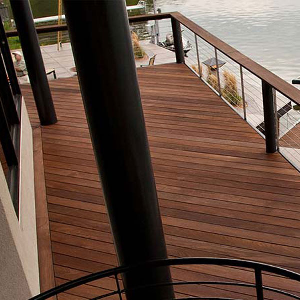 Deck Stain Image Gallery Deckwise Ipe Oil Decksdirect