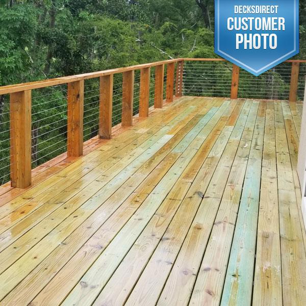 Deck Stain Inspiration Gallery Decksdirect