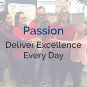 Passion - Deliver Excellence Every Day