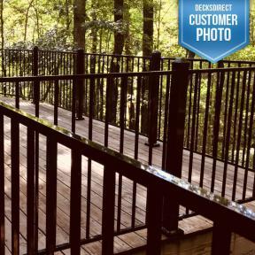 Fortress FE26 Steel Railing Panels