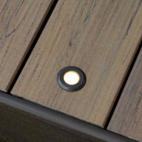 Decklites LED In-Deck Light by TimberTech DeckLites