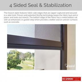 Oasis 2900 - 4-sided Seal & Stabilization