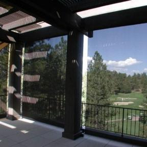 Insolroll Oasis 2650 Patio Sun Shade System