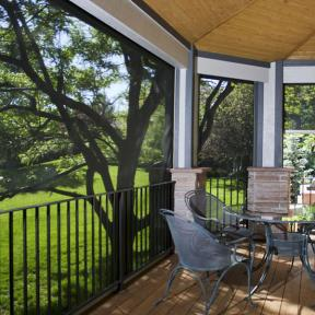Insolroll Oasis 2900 Patio Sun Shade System
