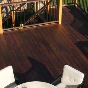 IPE Oil Hardwood Deck Finish by DeckWise