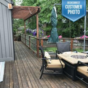 Deck Stain Inspiration Gallery Decksdirect