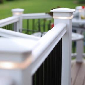 DeckLites LED Post Light Module by TimberTech DeckLites