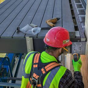 Trex Elevations Steel Framing System