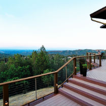 Do I have a complete deck railing system for my home; check the deck railing checklist