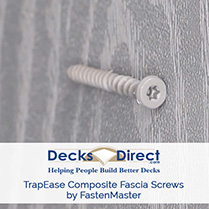 Composite Deck Screws