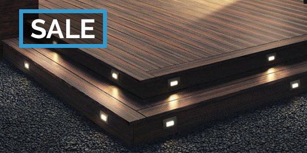 Deck Lighting Sales and Closeouts