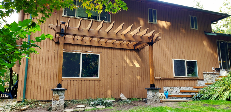 OZCO Hardware and Pergola Kits can help you add an entirely new space to your home in no time