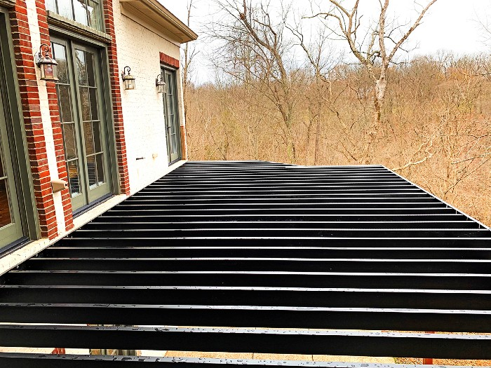 Build with the strength of steel supporting your home's outdoor space with the Fortress Evolution Steel Framing system