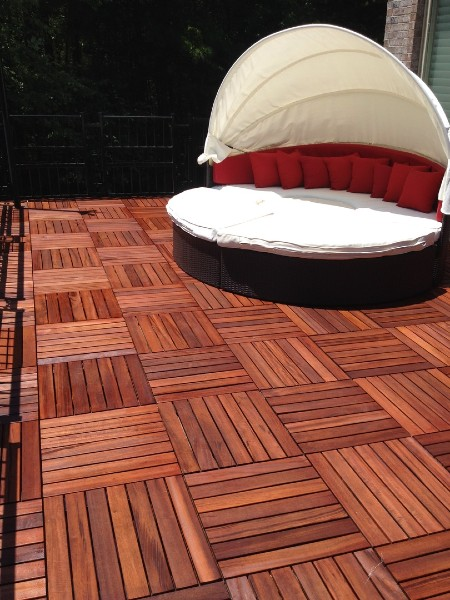Learn how long you should wait to stain a deck after washing it for the longest-lasting layer of protection