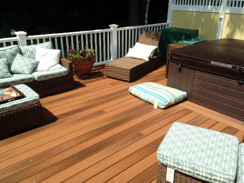 Learn more about installing DuraLife decking to create your perfect outdoor living space