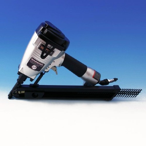 Choose the Tiger Claw Pneumatic Gun to quickly install your deck fastening screws for a quick decking project
