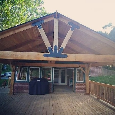 Learn what joist hangers, post base kits, beam hangers and more are so you can build the backyard structure of your dreams