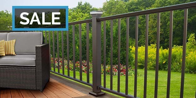 Shop Sale & Closeout Railing