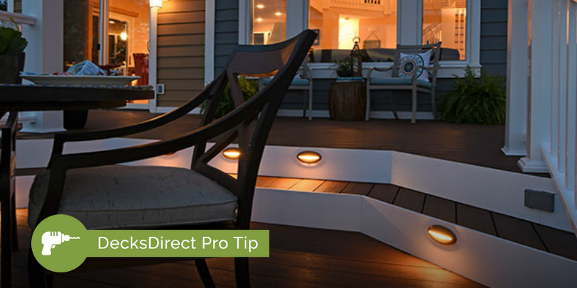 Turn your deck, porch and patio lights with a swipe of your finger with the phone-controlled transformers and dimmers