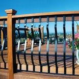 Baroque Architectural Balusters by Deckorators