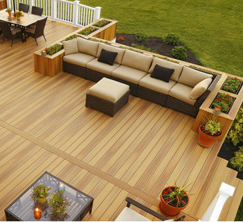 Cut down composite decking installation time by 50% with DuraLife Decking and the Step-Clip Fastening System