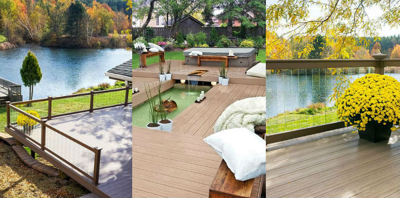 A low-maintenance way to get the beautiful backyard space you've always wanted no matter your climate or location with Genovations Decking