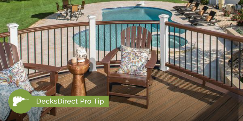 No matter your region or climate, learn how to keep your Trex composite decking and railing systems clean and beautiful