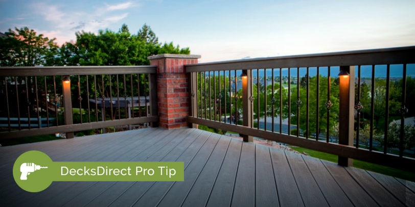 Learn how to get rid of deck baluster rattle for a noise-free railing year-round