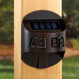 Labyrinth Solar Accent Light by DecKorators