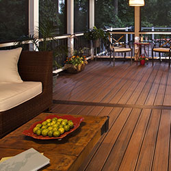 A Relaxing Outdoor Lounge