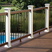 An Example of Composite Railing