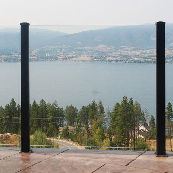 Century Glass Railing System