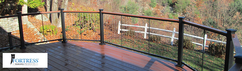 News Amp Updates Fortress Cable Railing Panel System