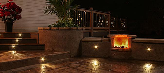 Millennium Recessed LED Lights by Dekor