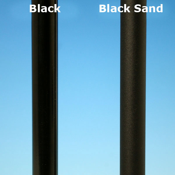 Black Sand Balusters from Fortress
