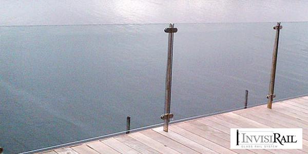 InvisiRail Glass Railing System