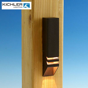 Kichler Louvered Down Light