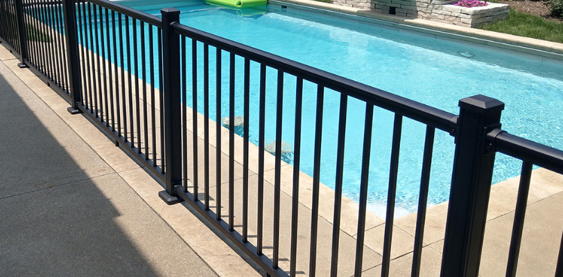 Durables Sterling Aluminum Railing System