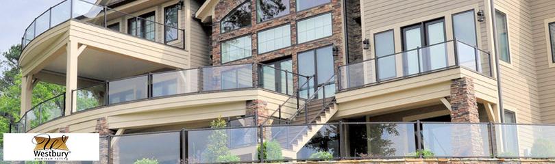 Veranda Glass Railing System